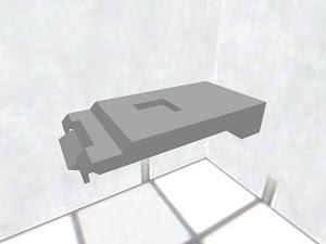 戦車用の車体(改良型)