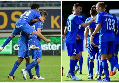 Les adversaires de Gand et Genk en Europa League sont connus