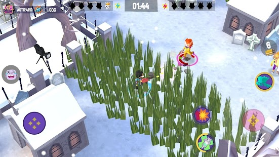 Zombie Paradise - Mad Brains Screenshot