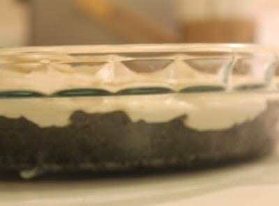 Peanut Butter Yogurt Pie (with Oreo Cookie Crust!) Recipe