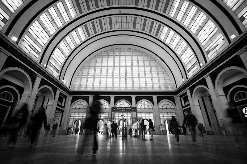 Stazione, il continuo viaggiare di versil