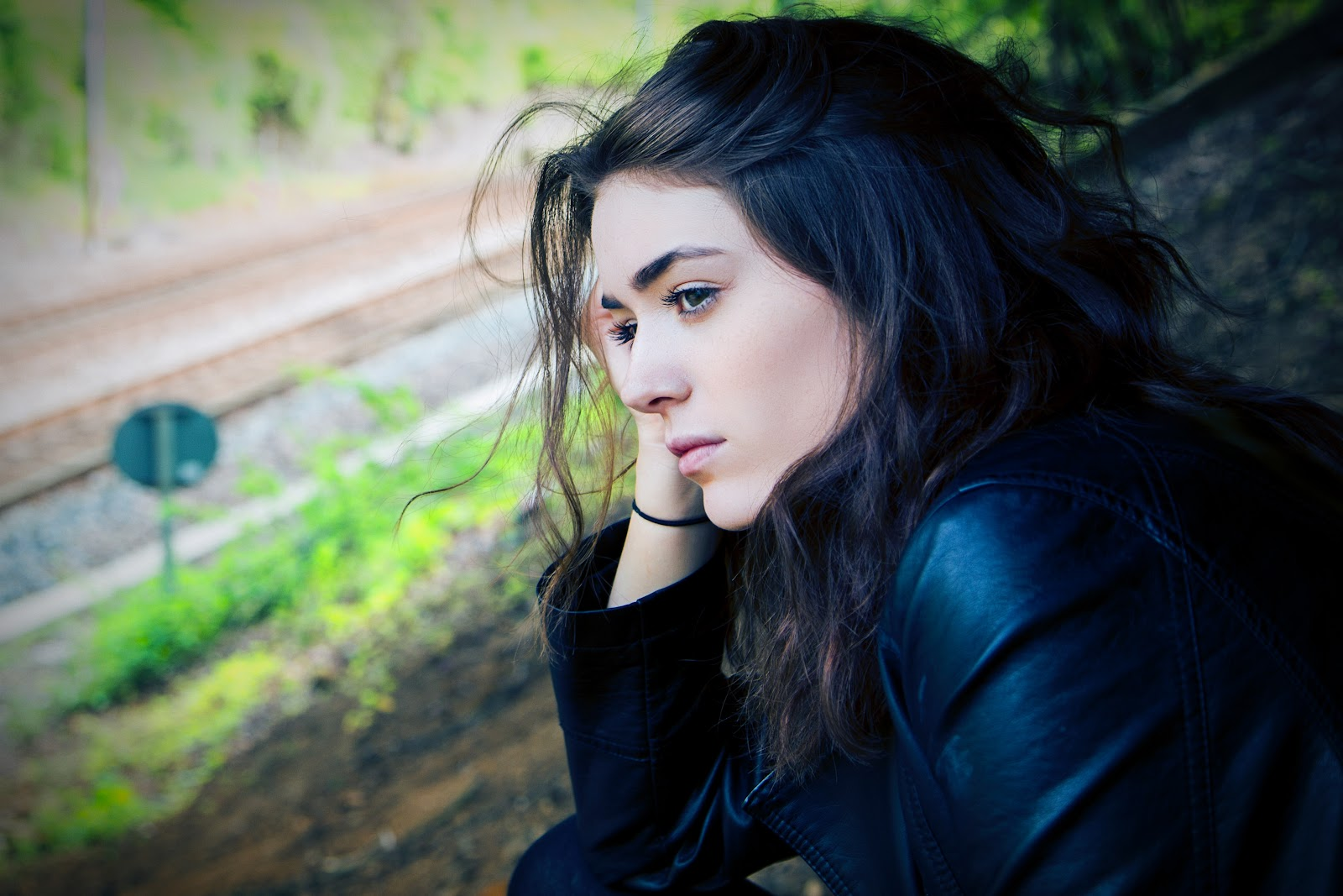 What triggers a person with borderline personality disorder?