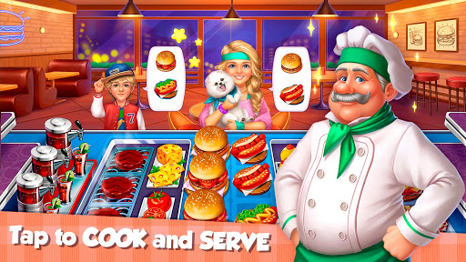 TASTY WORLD: Jeux de cuisine tycoon  captures d'u00e9cran 1