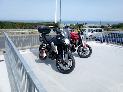2017 Cromer Ducati Monster 1200 visit