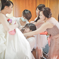 Wedding photographer SHU-YEN KUO (kuo). Photo of 09.01.2014