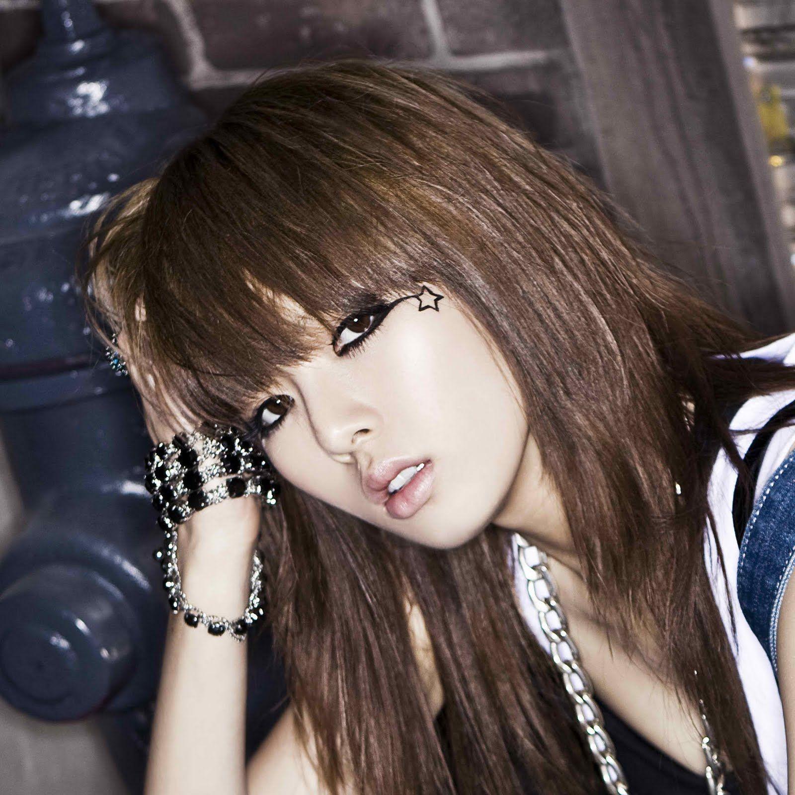 hyuna hair 15
