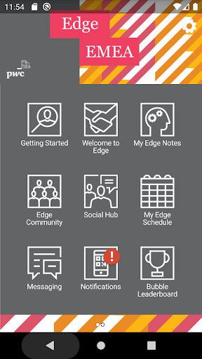 PwC Edge EMEA screenshot 1