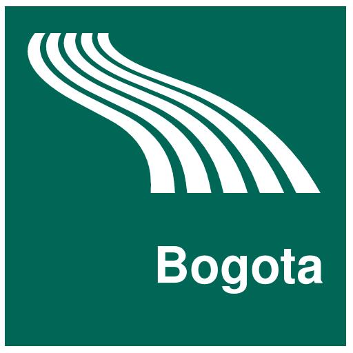 Bogota Map offline