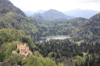Photo: Day 41 - Schloss Hohenschwangau