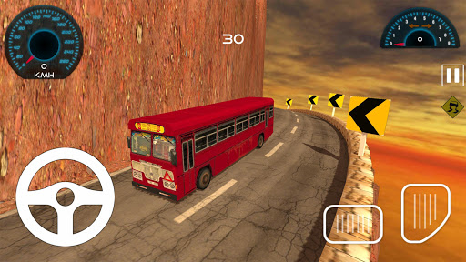 Spiral Bus Simulator apktram screenshots 11