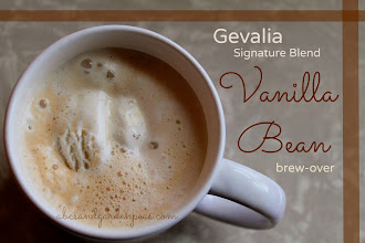 Photo: A cup of pure yum. The smooth Gevalia signature blend is perfect on its own, but even better when used to create my signature drink!
