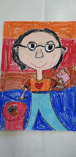 108年教師節系列活動--師情畫意作品