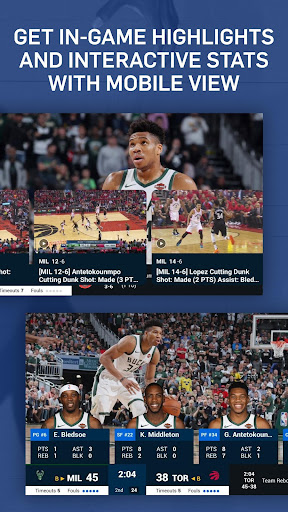 NBA: Live Games & Scores 10.0313 screenshots 5