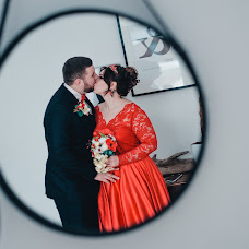 Wedding photographer Alina Sushenceva (Sushka). Photo of 28.01.2018
