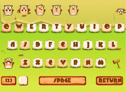Gophers for FancyKey Keyboard screenshot 0