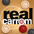 Real Carrom 3D : Multiplayer 2.0.1 icon