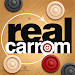 Real Carrom - 3D Multiplayer Game icon