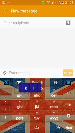 玩免費個人化APP|下載British Keyboard app不用錢|硬是要APP