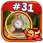 # 31 Hidden Objects Games Free New - Lost in Time icon