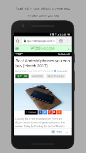 OpenInBrowser- screenshot thumbnail