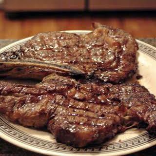 Outback Steak Seasoning.