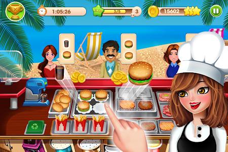 Cooking Talent - Restaurant fever 1.0.5 screenshot 2092915
