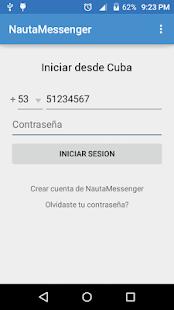 Nauta Messenger  - Cuba Chat: miniatura de captura de pantalla