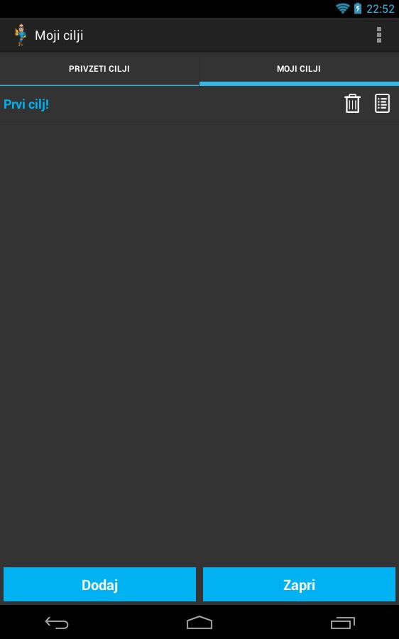 Resnica o hujšanju- screenshot