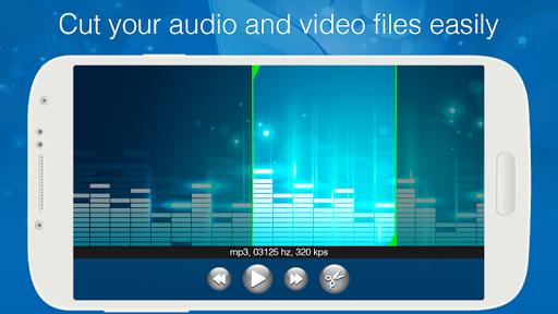 ビデオオーディオカッタービデオトリム