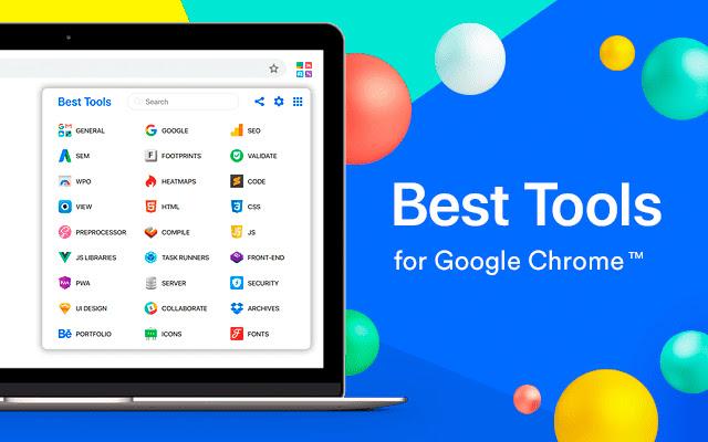 Best Tools for Google Chrome™
