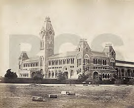 Photo: Central railway station.
