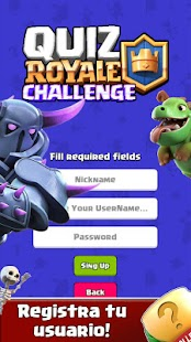 Quiz Royale Challenge (Spanish) - náhled
