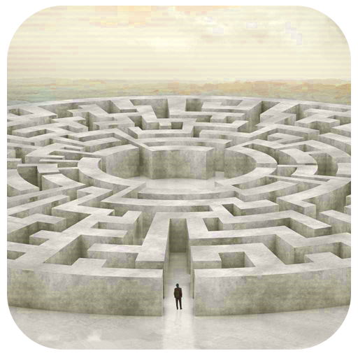 休闲の脱出:迷路ランナーを LOGO-記事Game