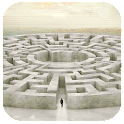 Escape: maze runner icon