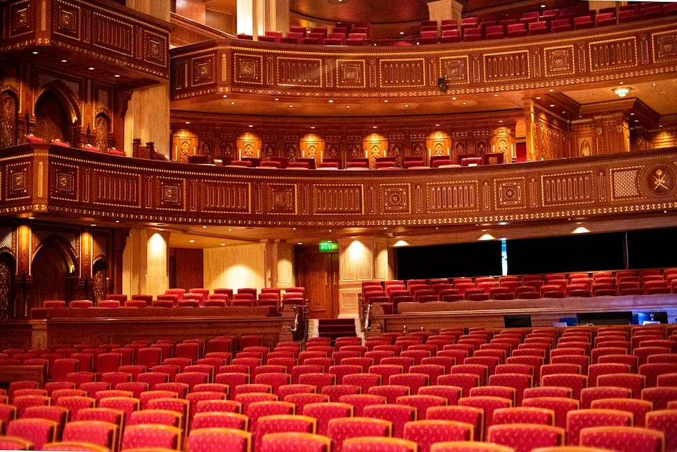 Maskat, Królewski Teatr Operowy, opera