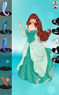 ⚓ ☆ Mermaid Princess dress up ☆ 3