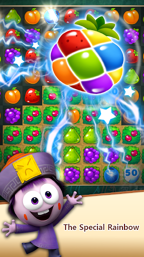 SPOOKIZ POP - Match 3 Puzzle - screenshot