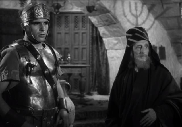 Fotograma de El Beso de Judas.