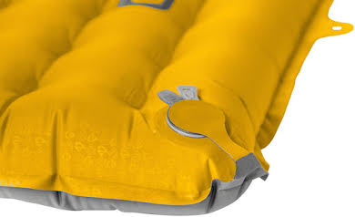 NEMO Tensor Insulated 20R Sleeping Pad, Rectangular, Marigold alternate image 1