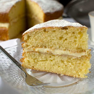 Lemon Mascarpone Cake.