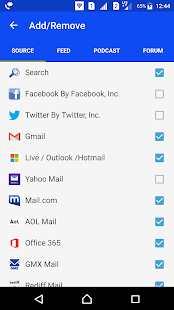 All Email Access -Blue Themes Email App | RSS Feed - náhled
