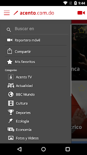 Acento- screenshot thumbnail