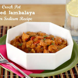 Crock-Pot Loaded Jambalaya.