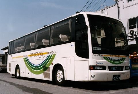 西鉄「フェニックス号」 3201