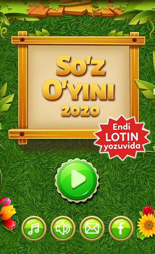 So'z O'yini 2020 (lotin) 0.2.1 screenshots 1