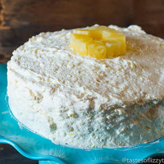 Orange Pineapple Pig Pickin' Cake