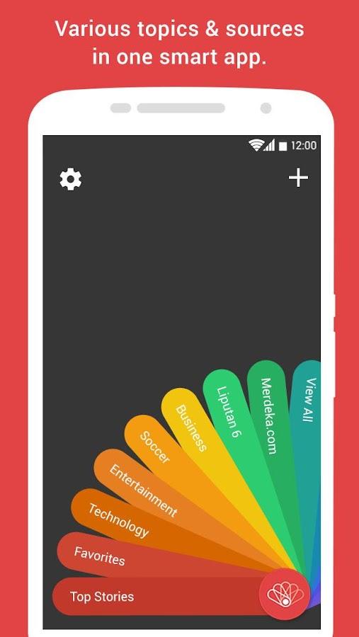 Kurio – App Berita Indonesia - screenshot