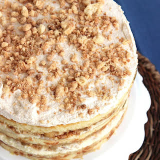 Apple Pie Layer Cake.