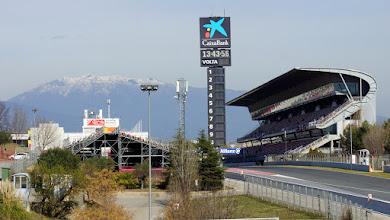 Photo: Circuit de Barcelona-Catalunya