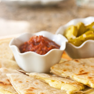 Seriously, the Best Homemade Quesadillas Recipe